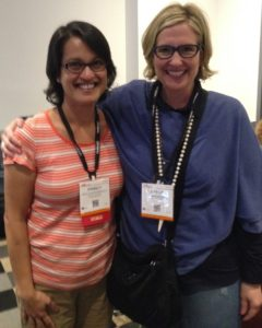 Princy with Brene Brown