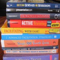 resource list of training books